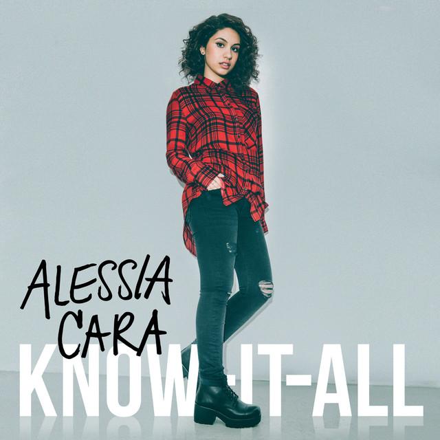 Alessia Cara Know-It-All Album Cover